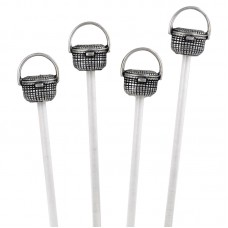 LIGHTSHIP BASKET STIRRERS (4)