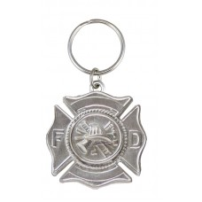 FIRE DEPT-  KEY RING