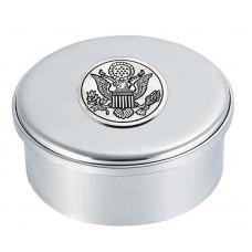 "U.S. SEAL BOX / LID 3.5"" DIA"