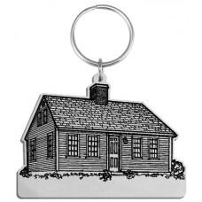 HOUSE - KEY RING