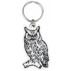 OWL - KEY RING