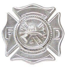 FIRE DEPT. BADGE MAGNET