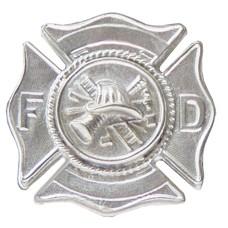FIRE DEPT. BADGE MAGNET