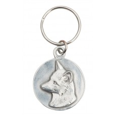 FOX HEAD - KEY RING