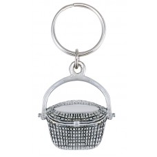 BASKET - KEY RING
