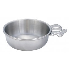 "RABBIT PORRINGER 4.25"" DIA"