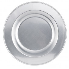 "FORMAL CHILDS PLATE 7.5"" DIA PLAIN"