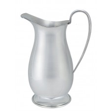 "WP FOOTED PITCHER  2.5"" DIA X 7.125"" 20 OZ"