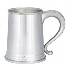 "DANFORTH TANKARD 3.25"" DIA X 4.5"" 16 OZ"