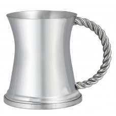 NAUTICAL ROPE HANDLE MUG 3.375