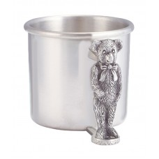 "TEDDY BEAR CUP 2.5"" DIA X 2.375"" 5 OZ"