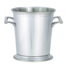 "BUCKET W/PLAIN HANDLES 5.25"" DIA X 5.75""  42 OZ"