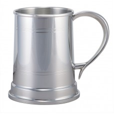"BOSTON TANKARD 3.125"" DIA X 4.75""  16 OZ"