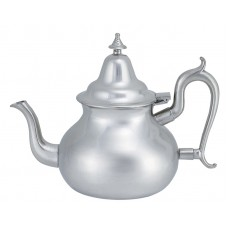 "PEAR SHAPE TEAPOT 5.25"" DIA X 7.125"" 32 OZ"