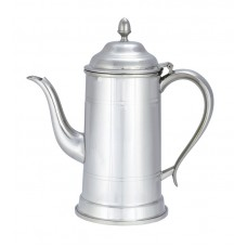 "COLONIAL COFFEEPOT 3.5"" DIA X 9"" 30 OZ"