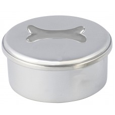 "DOG BONE BOX / LID 3.5"" DIA"