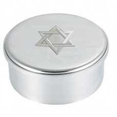 "STAR OF DAVID BOX / LID 3.5"" DIA"