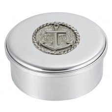 "ANCHOR/ROPE BOX / LID 3.5"" DIA"