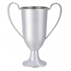 """#9 LOVING CUP TROPHY 8.875"""" TALL"""