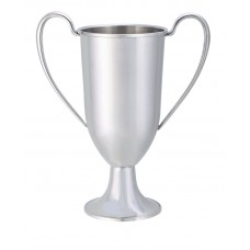 "#10 LOVING CUP TROPHY 10"" TALL"